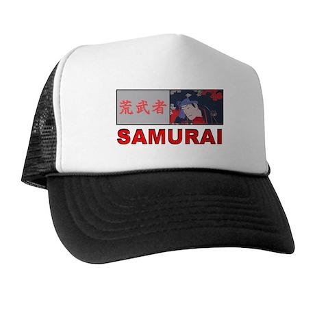 Ukiyo-e ( Bushi ) - Trucker Hat