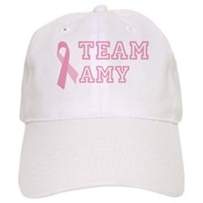 Team Amy - bc awareness Baseball Baseball Cap