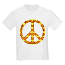 Halloween Peace Sign T-Shirt