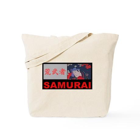 Ukiyo-e ( Bushi ) 2- Tote Bag