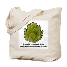 ARTICHOKE - Vegetable Tote Bag