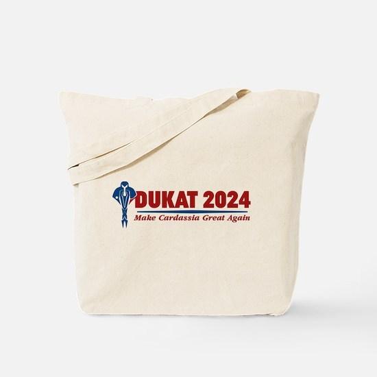 Star Trek Vote Dukat 2020 Tote Bag