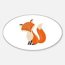 Cute Cute fox Decal