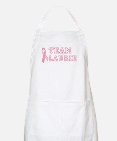 Team Laurie - bc awareness BBQ Apron