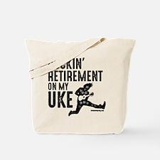 Rockin Retirement Uke Tote Bag
