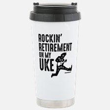 Rockin Retirement Uke Travel Mug