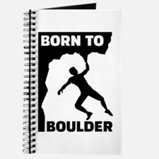 Born to Boulder Journal