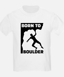 Born to Boulder T-Shirt