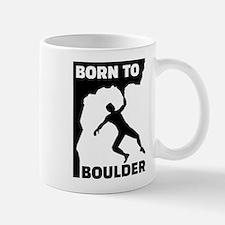 Born to Boulder Mug