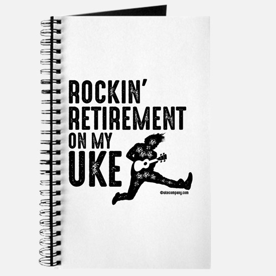 Rockin Retirement Uke Journal