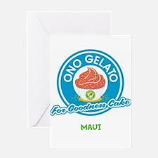 For Goodness Cake - Maui Greeting Cards