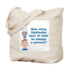 How many? Tote Bag