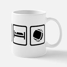 Eat sleep Boule Mug