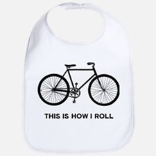Funny Cycling Bib