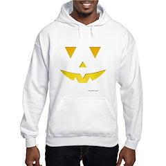 Smiley Pumpkin Face Hoodie