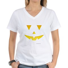Smiley Pumpkin Face Shirt