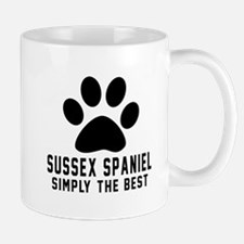 Sussex Spaniel Simply The Best Mug
