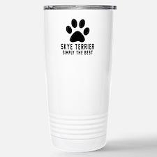 Skye Terrier Simply The Travel Mug