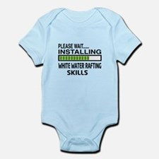 Please wait, Installing White wate Infant Bodysuit