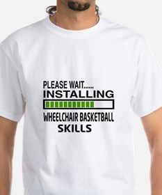 Please wait, Installing Wheelchair b Shirt