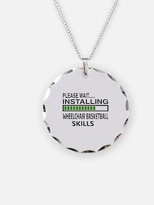 Please wait, Installing Whee Necklace
