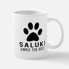 Saluki Simply The Best Mug