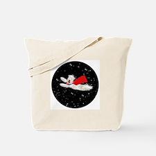 Halloween SuperDog Trick or Treat Tote Bag