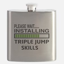Please wait, Installing Triple Jump Skills Flask