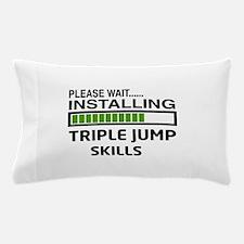 Please wait, Installing Triple Jump Sk Pillow Case