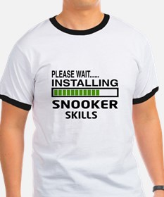 Please wait, Installing Snooker Skills T