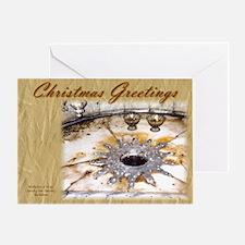 Jesus' Birthplace Greeting Card