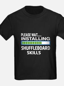 Please wait, Installing Shuffleb T