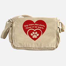Cute Adopt animal Messenger Bag