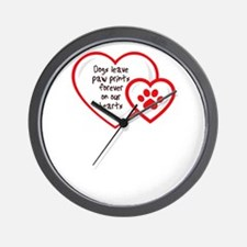 Funny Adopt shelter get a life Wall Clock