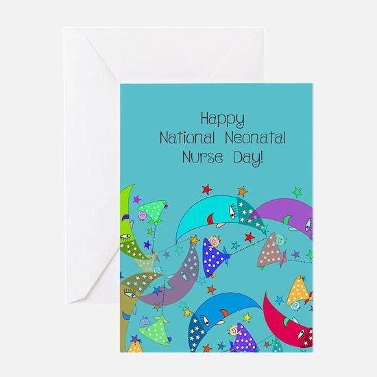 NICU Nurse Greeting Cards