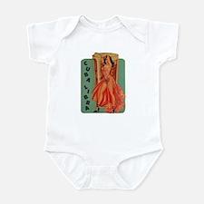 Cuba Libra Infant Bodysuit