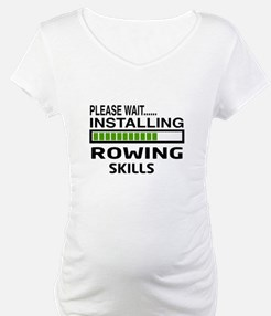Please wait, Installing Rowing S Shirt