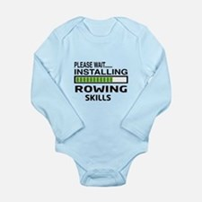 Please wait, Installin Long Sleeve Infant Bodysuit