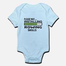 Please wait, Installing Rowing Ski Infant Bodysuit
