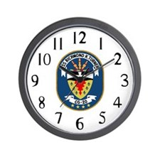USS Richmond K. Turner (CG 20 Wall Clock
