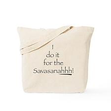 Savasanahhh! Tote Bag