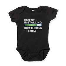 Please wait, Installing Rock Climbin Baby Bodysuit