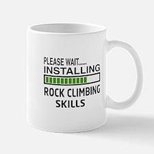 Please wait, Installing Rock Climbing S Mug