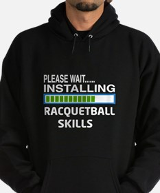 Please wait, Installing Racquetball Hoodie