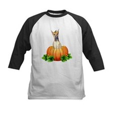 Brindle Pumpkin Dane Tee