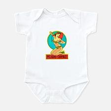 Dangerous Curves Infant Bodysuit