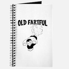 Old Fartful Journal
