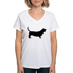Basset Hound Basic Shirt