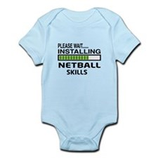 Please wait, Installing Netball Sk Onesie