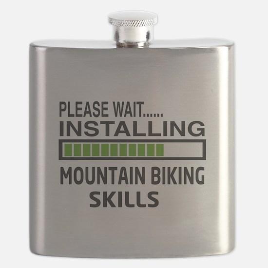 Please wait, Installing Mountain Biking Skil Flask